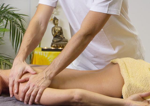 full body massage London